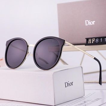 DIOR Fashion New Polarized Travel Sunscreen Couple Eyeglasses Glasses