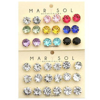 Gemstone Stud Pack