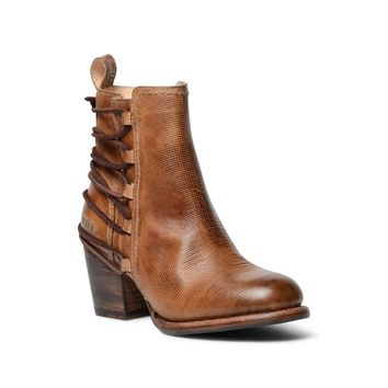 Blaire Boot - Tan Rustic by Bed Stu