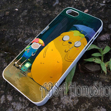 totoro finn and jake case for iPhone 4/4s/5/5s/5c/6/6+ case,iPod Touch 5th Case,Samsung Galaxy s3/s4/s5/s6Case, Sony Xperia Z3/4 case, LG G2/G3 case, HTC One M7/M8 case