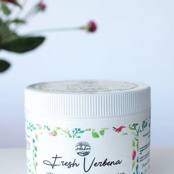 Fresh Verbena - Shea & Avocado Body Cream
