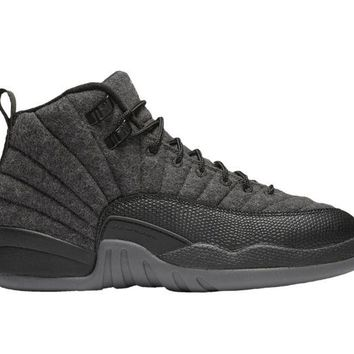DCCKD9A Air Jordan 12 'Wool'