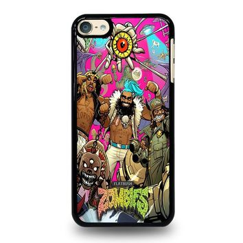 FLATBUSH ZOMBIES iPod Touch 6 Case Cover