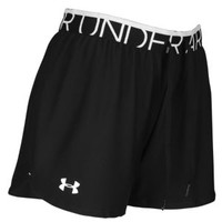Under Armour Heatgear Play Up Shorts - Women's at Lady Foot Locker