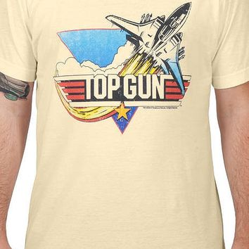 Vintage Logo Top Gun Shirt
