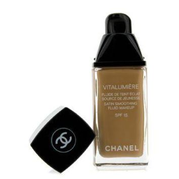 Chanel Vitalumiere Fluide Makeup # 50 Naturel Make Up