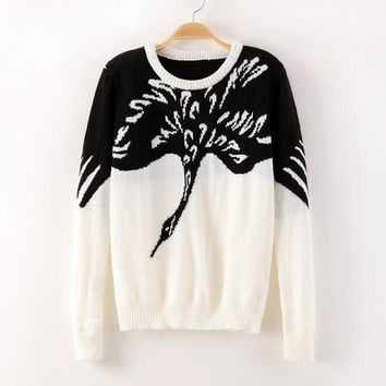 Winter Women's Fashion Pullover Sweater [6513082823]