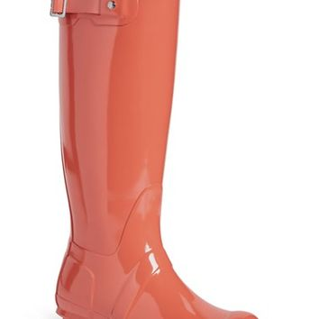 Hunter Original High Gloss Boot (Women) | Nordstrom
