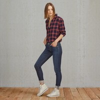 Empire Selvedge Skinny Jeans