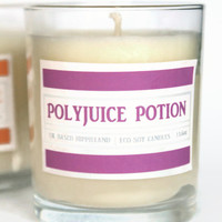 Luxury Large Polyjuice Potion Scented Soy Candle, Premium Candle, 13.6oz, Geek Candle, Harry Potter, Scented Candle, Soy Candle, Jar Candle