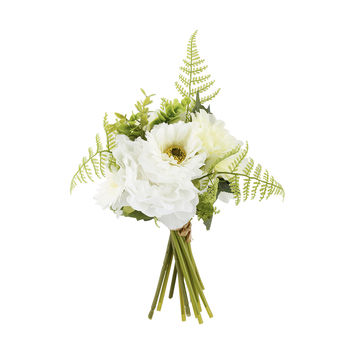 Mixed Bunch White Flowers | Kmart