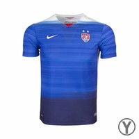 Nike USA 2015/2016 Youth Away Stadium Jersey