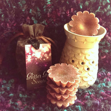 Autumn Bliss Fall Tart Melts, The Perfect Fall Scent, Soy Wax, Crisp Evening Bonfire