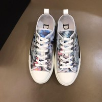 Dior   Fashion Men Casual Running Sport Shoes Sneakers flat Sandals