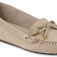 Sperry Top-Sider Katharine Washable Nubuck 1-Eye Driver DustyTan, Size 5M  Women's Shoes