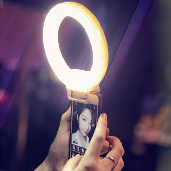 Perfect Selfie Ring Light