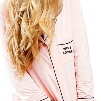 Nightshirt - Wine Lover