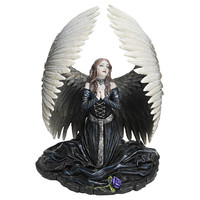 Park Avenue Collection Prayer For The Fallen Angel Statue