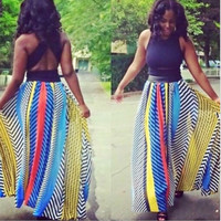 Crossroads Maxi Skirt