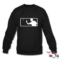 Major League Beer Pong crewneck sweatshirt