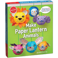 Klutz Make Paper Lanterns Activity Book