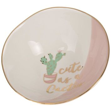 Cute As A Cactus Dish By Slant