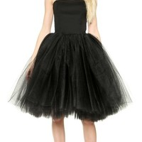 Loyd/Ford Bustier Tulle Gown