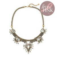 Live In Pink by Suzanna Dai Short Necklace