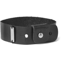 Saint Laurent - Festival Leather Bracelet