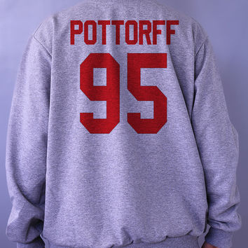 Pottorff 95 Sweatshirt Sweater Crew neck Shirt – Size S M L XL