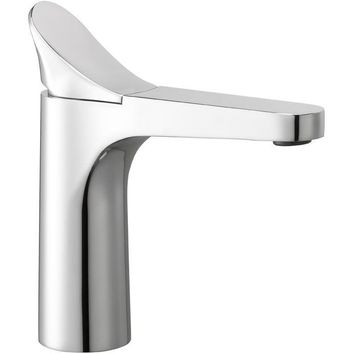 Beck Single Lever Handle Bathroom Lavatory Basin Faucet With Pop-up Drain