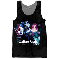 Gotham girls tank top 👾