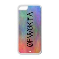 Fashion Odd Future Personalized iPhone 5C Rubber Silicone Case Cover -CCINO