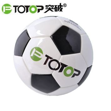 PTOTOP Football Training Balls Size 4 Kids Anti-Slip Seemless Match Training Practice Competition Football Soccer Ball Brandnew