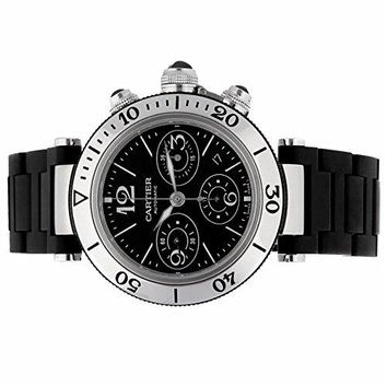 Cartier Pasha automatic-self-wind mens Watch W31088U2
