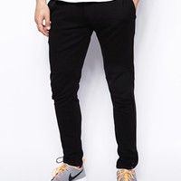 Maharishi Slim Fit Sweatpants - Black