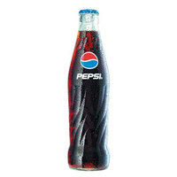 Pepsi Regular 8.5 Oz Glass Bottles Case of 12