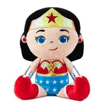 Wonder Woman™ Stuffed Animal With Sound, 10""