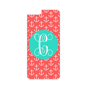 Coral Anchor iPhone 6/6s Plus Case (Apple)