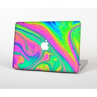 The Neon Color Fushion V3 Skin Set for the Apple MacBook Air 13""