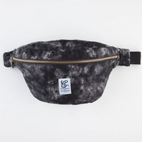 City Fellaz Dye Waist Bag Black One Size For Men 23268910001