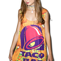 Rage On Taco Bae Tank Top Multi