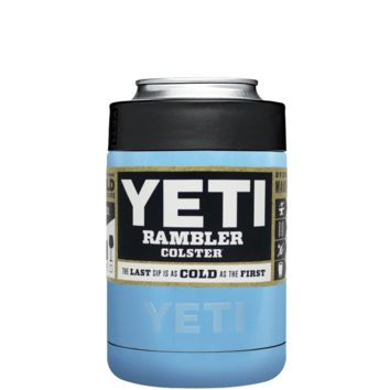 Custom YETI Colster Pastel Blue Design Your Own Bottle & Can Cooler