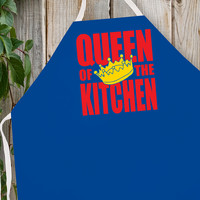 Attitude Apron Queen of the Kitchen