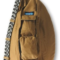 KAVU Rope Bag, Caramel, One Size