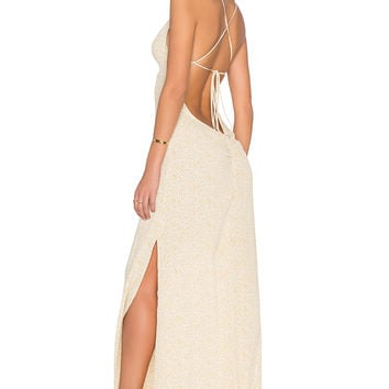 FLYNN SKYE Saturdaze Maxi Dress in Sunny Delight
