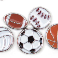 Sports & Athletic Charms