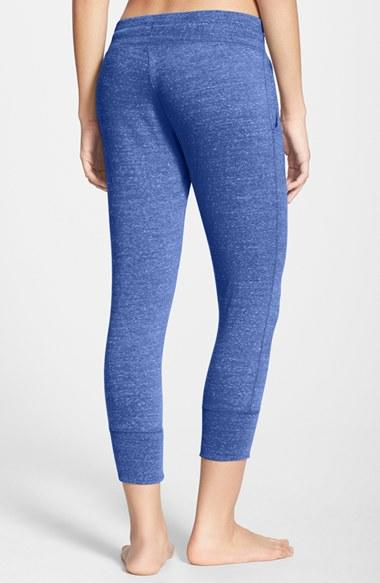 Women's Nike 'Gym Vintage' Capri Sweatpants