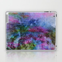 Dragon Summit  Laptop & iPad Skin by Gréta Thórsdóttir