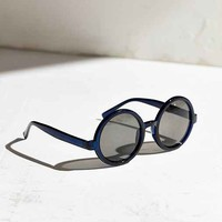 Brunch Time Round Sunglasses